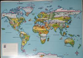 Maps For Kids The World According To A Book Of Maps For Children 3264x2280