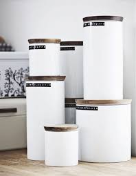 ikea kitchen canisters 23 smart ways to use ikea jars at home shelterness