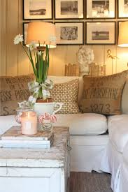 great blog for pottery barn look on a budget around the house