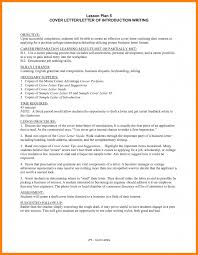 How To Write A First Resume Letter Of Introduction For Resume Free Resume Example And