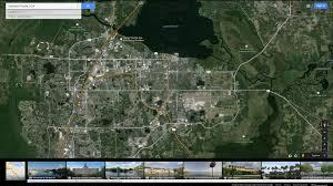 Google Florida Map by Sanford Florida Map