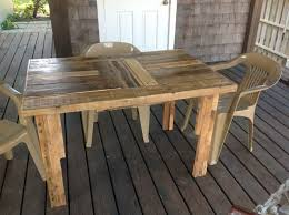 tables made out of pallets diy pallet table by scott bucy 101 pallets buildings pinterest
