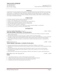 sample resume format with personal information device