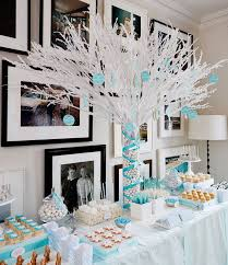 winter party ideas blue lollipop winter wonderland party and