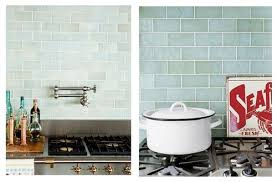 Sea Glass Tile Backsplash Modern Ideas Interior Home Design Ideas - Teal glass tile backsplash