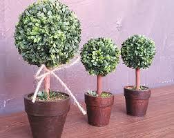 topiary etsy