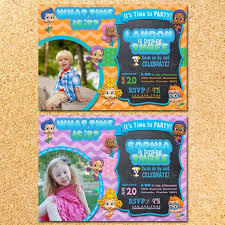 best 25 bubble guppies invitations ideas on pinterest bubble