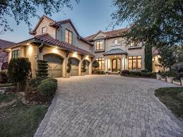Mediterranean Style Mansions Dallas Ft Worth Mediterranean Style Homes For Sale
