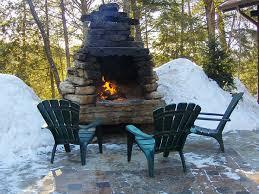 Backyard Fireplace Plans by Modern Ideas Build Outdoor Fireplace Astonishing 1000 Ideas About