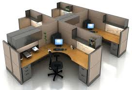 Big Office Desk Contemporary Modular Furniture Living Exhilarating Office Desk