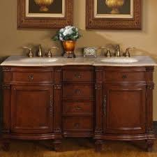 Double Bathroom Vanity by Traditional Double Sink Bathroom Vanity Foter