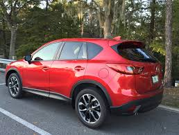 2016 mazda lineup review 2016 mazda cx 5 grand touring is style with substance
