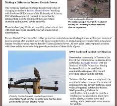 operation jimmy worldwide bird safety utility partnership projects