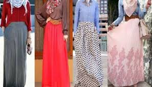elegant and classy hijab maxi dresses a collaboration of east and