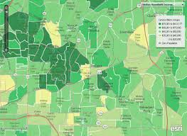 Atlanta Zip Code Map Atlanta Map Maps Atlanta United States Of America