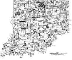Iu Campus Map Guide Apportionment Reapportionment In Indiana Indiana