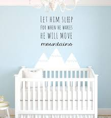 wall ideas baby boy wall decor stickers baby boy nursery wall baby boy nursery decorating ideas nordic style mountains quotes wall sticker for kids room baby nursery decor boys bedroom wall decor baby boy bedroom