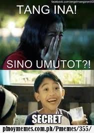 Filipino Memes - secreeet tagalog memes pinterest tagalog tagalog quotes and