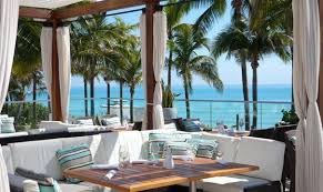 the 8 best rooftop bars in miami zagat