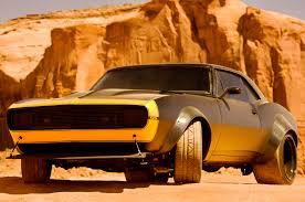 custom 2014 chevrolet camaro starring in transformers 4