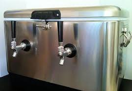jockey box rental draft keg stainless steel jockey box cooler with 120ft