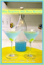 martini raspberry adorned from above blue raspberry jelly bean martini for friday u0027s