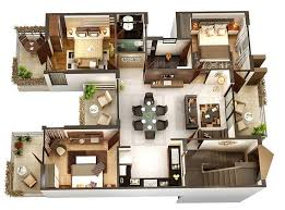how to design a floor plan 53 best 3d plans layout images on architecture