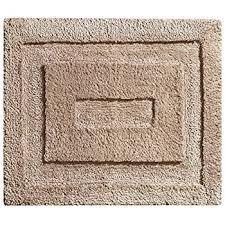 bathroom accent rugs amazon com interdesign microfiber spa bathroom accent rug 21 x 17