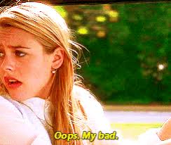 Clueless Meme - 20 clueless quotes that sum up every life moment