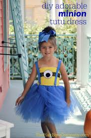 minion tutu dress the hair bow company