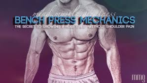 Shoulder Pain In Bench Press Bench Press Mechanics Growing A Huge Chest Without Shoulder Pain
