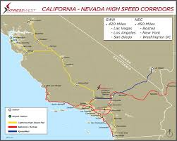 Amtrak Usa Map by Chinese Bullet Train To Come To American Southwest News Planetizen