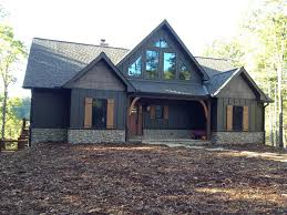 Ron Russell Roofing by 15 Modern Rustic Homes With Black Exteriors Upcycledtreasures