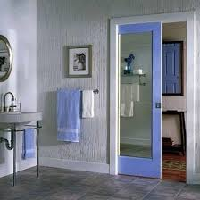 Bathroom Pocket Doors Space Saving Doors 10 Smart Solutions Bob Vila