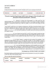Esl Essay Examples Writing An Opinion Essay Employee Recognition Letter Samples