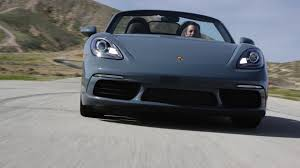 something s 2017 porsche 718 boxster s review concludes that something is
