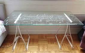 hauteur bureau ikea bureau verre ikea bureau bureaux et tables chaises de bureau et