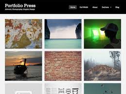 30 best free portfolio wordpress themes 2018 athemes