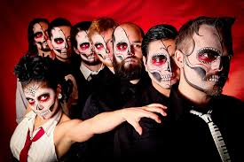 Mariachi Halloween Costumes Dead Marks Dawn Mariachi Ghost U0027s Debut Album