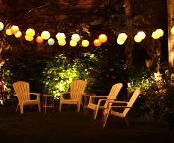 Vintage Patio Lights Attractive Small Patio Lighting Ideas Garden Decors