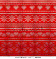 seamless pattern cross stitch stock vector 523969723