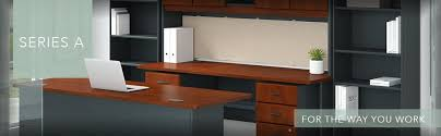 amazon black friday office furniture amazon com series a 72w desk in hansen cherry and galaxy kitchen