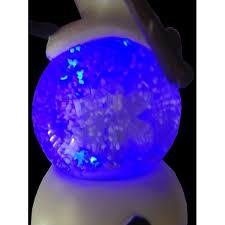 light up snow globe olaf light up snow globe