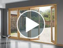 Bifold Patio Doors Bifold Patio Doors Fold And Open In Its Middle Part They