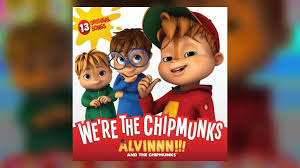 alvin chipmunks rhino