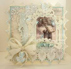 236 best cards christmas shabby chic vintage images on pinterest