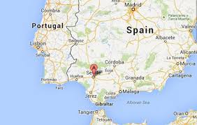 spain on a map robin mass robbery in spain right or the