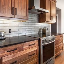 black walnut wood kitchen cabinets black walnut superior cabinets