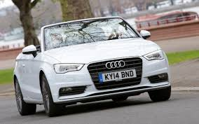 audi convertible 2016 audi a3 cabriolet review a fine four seater convertible