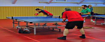 table tennis and ping pong tennis training developing quality serves